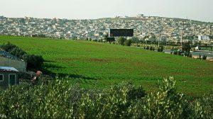 منطقة الحي الجنوبي في اربد