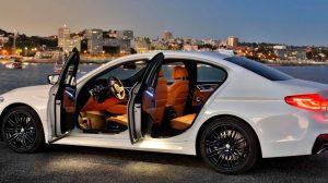 سيارة BMW 530 2019