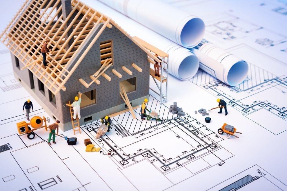 البناء والمقاولات