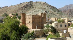 تقسيم ولاية السويق في سلطنة عمان