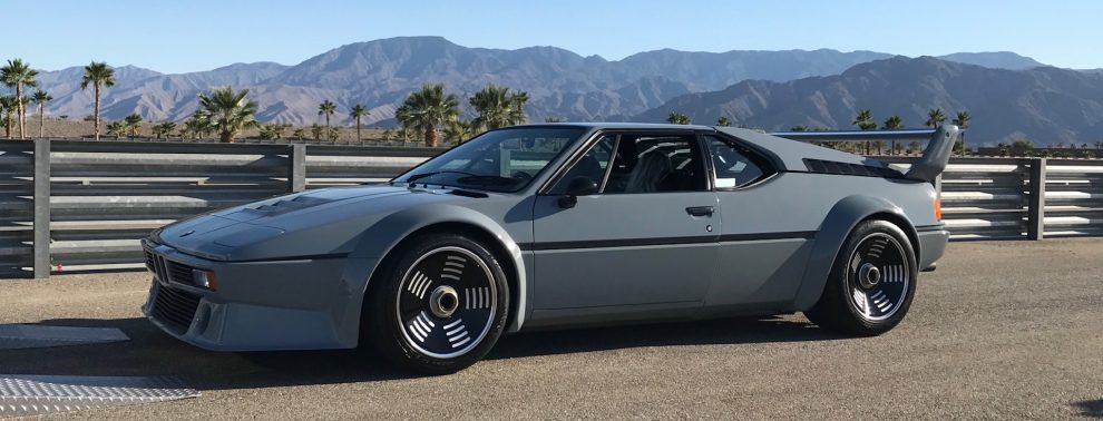 BMW m1 سيارة