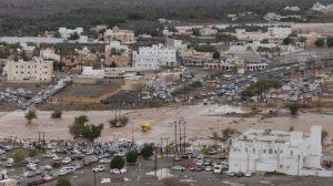 تقسيم مدينة إبراء في سلطنة عمان