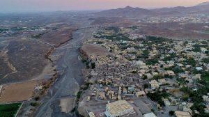 تقسيم ولاية إزكي في سلطنة عمان