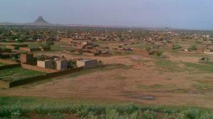 مدينة مليط في السودان
