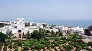 تقسيم ولاية بركاء في سلطنة عمان