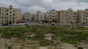 منطقة جبل الزهور في محافظة عمان