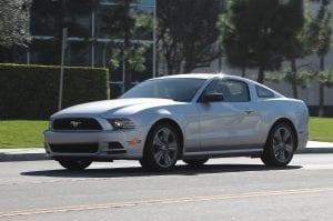 سيارة فورد موستانج 2014
