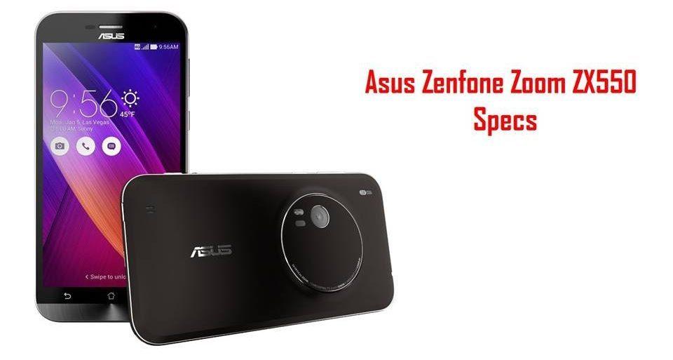موبايل Asus Zenfone zoom zx550