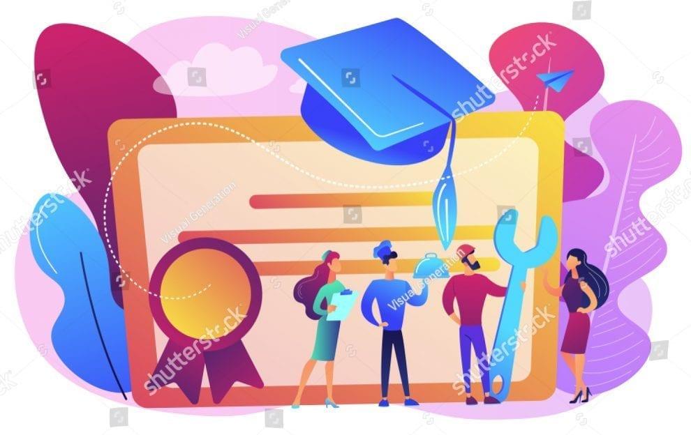 أهداف التعليم المهني