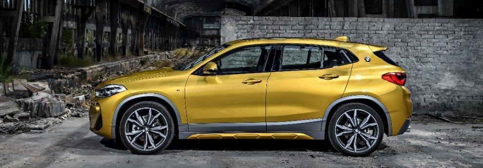 سيارة BMW X2 2018