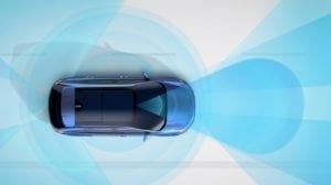 تقنية الرادار في السيارات