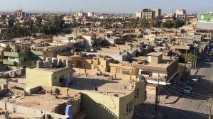 مدينة عنكاوا في محافظة أربيل