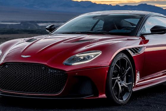 أحدث سيارات Aston martin
