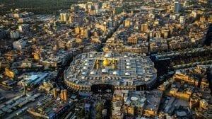 مدن محافظة كربلاء