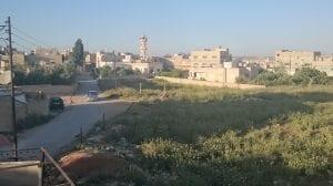 منطقة حوارة في محافظة إربد