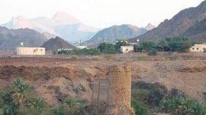 ولاية الخابورة في سلطنة عمان