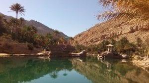 وادي بني خالد في سلطنة عمان