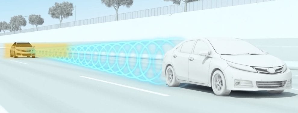ما هي وظيفة الرادار في السيارة