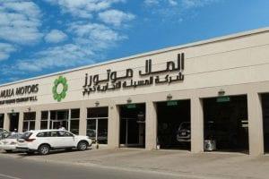 وكيل سيارة دودج في الكويت