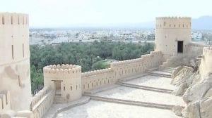 تقسيم ولاية نخل في سلطنة عمان