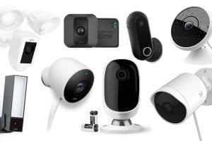 أفضل 7 كاميرات مراقبة