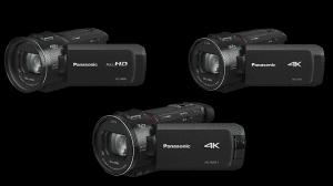 كاميرات باناسونيك