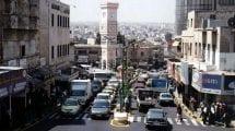 منطقة شارع القدس في محافظة إربد