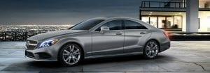 سيارة مرسيدس CLS Class 2018