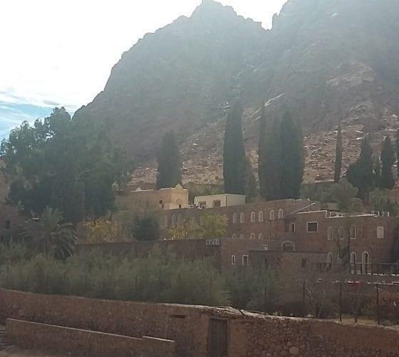 تقسيم محافظة جنوب سيناء