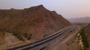 تقسيم ولاية العامرات في سلطنة عمان