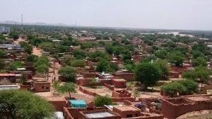 محلية سربا في السودان