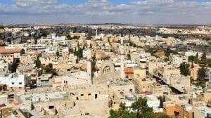 منطقة حنينا في محافظة إربد
