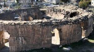 مدينة شهبا في سوريا