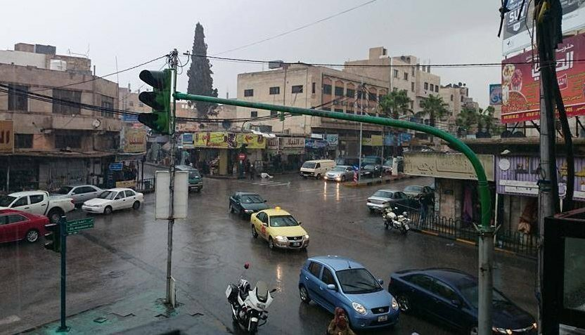 منطقة الحي الشرقي في محافظة إربد