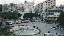مدينة اللاذقية في سوريا