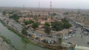 مدينة الغراف في محافظة ذي قار