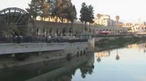 مدينة حماة في سوريا