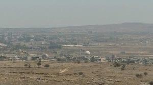 مدينة القنيطرة في سوريا