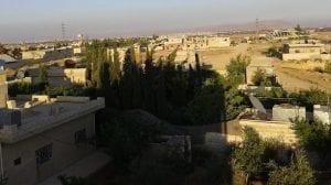 مدينة قطنا في سوريا