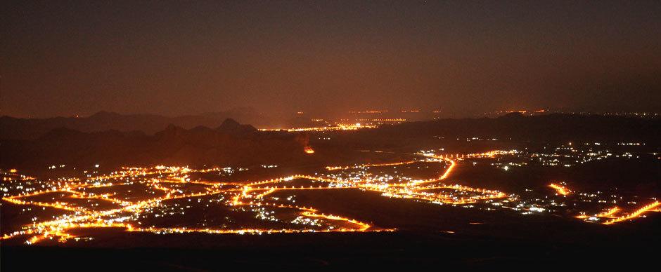ولاية الحمراء سلطنة عمان