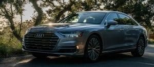 سيارة أودي 2019 A8
