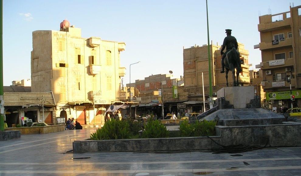 مدينة دير الزور في سوريا
