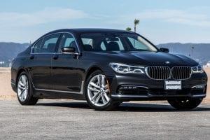الفئة السابعة 2017 BMW سيارة