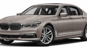 سيارة BMW 750 2018