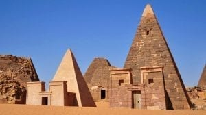 مدينة هبيلة في السودان