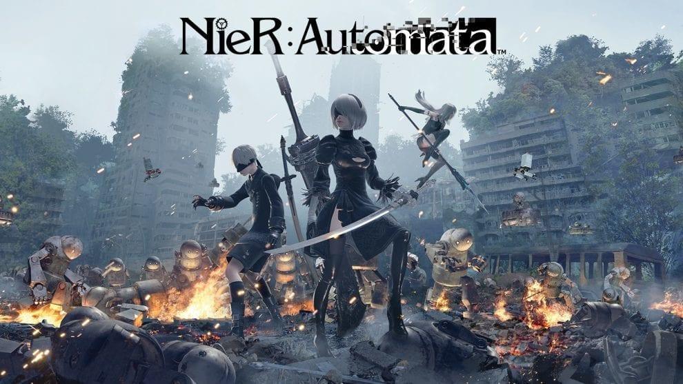 لعبة NieR: Automata