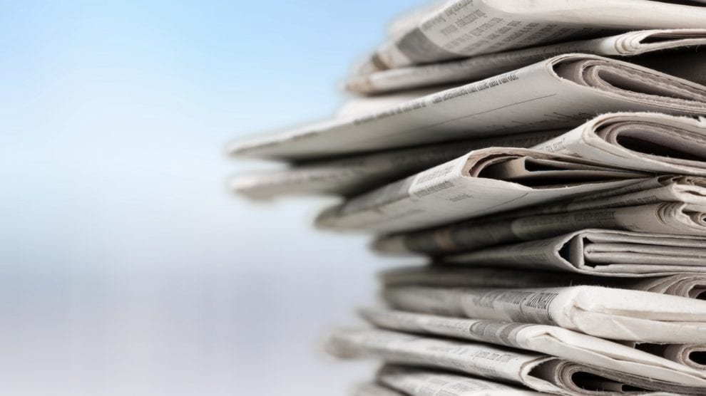 جريدة الوسيط في دبي