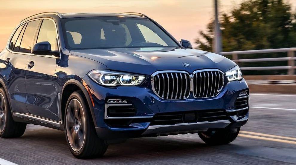 مواصفات سيارة BMW x5