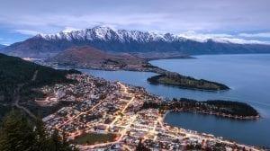 أين تقع نيوزيلندا