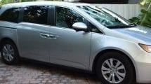 سيارة هوندا أوديسي 2015